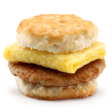 sausage-biscuit-with-egg