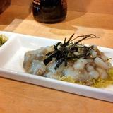 tako-sashimi