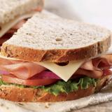 smoked-ham-&-swiss-sandwich