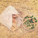 garlic-hummus-and-pita-chips