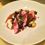 seared-duck-breast,-wheatberry-&-cucumber-salad