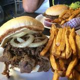 philly-cheese-steak-burger
