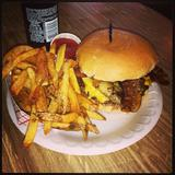 sticky-burger