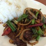 Superior Mongolian Chicken Or Beef (lunch)