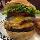 breakfast-burger & Online Menu of Canopy Road Cafe Restaurant Tallahassee Florida ...