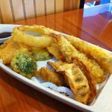 combo-tempura