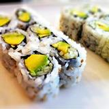 cucumber-avocado-roll