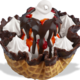 chocolate-covered-strawberries-waffle-bowl-sundae