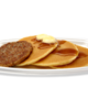 hotcakes-and-sausage
