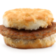 sausage-biscuit